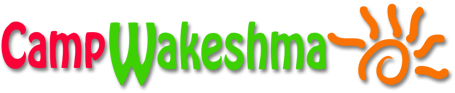 Camp Wakeshma Mobile Logo